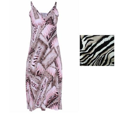 Magna Fashion SALE Jurk ARYA PRINT TIGER 1