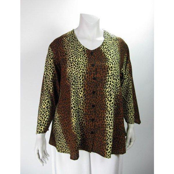 hippe blouse dames