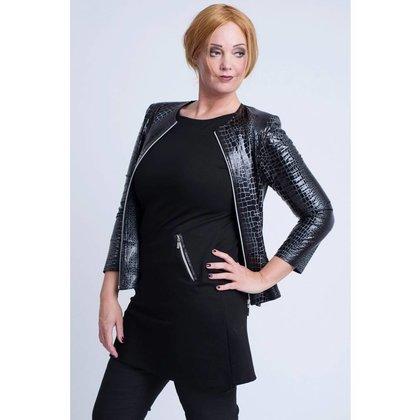 Magna Fashion Blazer K7001 DUNKEL PRINT