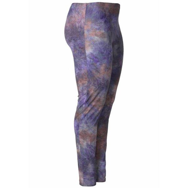 Magna Fashion Legging F23 LEATHERLOOK PRINT