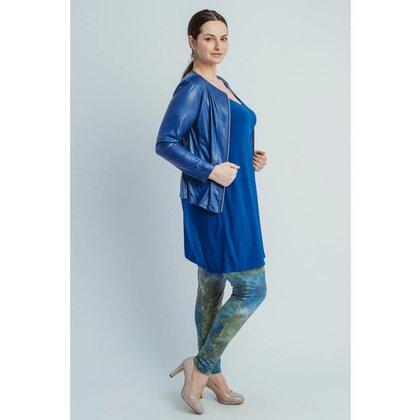 Magna Fashion Legging F23 IMPRIMER CUIR LOOK
