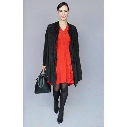 Magna Fashion Vest N4002 SUEDE FEEL