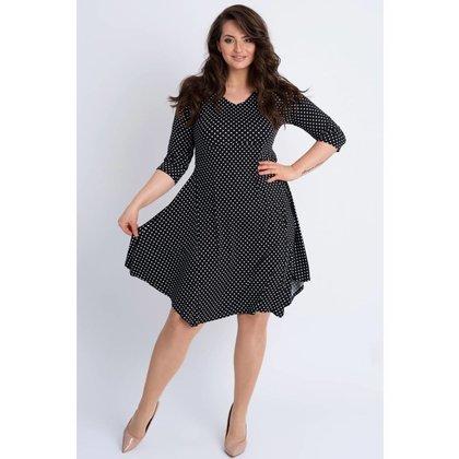 Magna Fashion Kleid C365 PRINT
