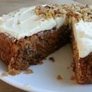 Queen's Carrot Cake