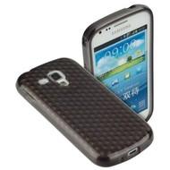 Samsung Galaxy Trend - Tpu Siliconen Case Hoesje Diamond Smoke