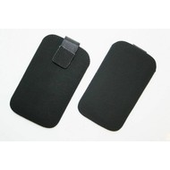 Samsung Galaxy Trend Lite (Fresh) - Insteekhoesje Cover Zwart