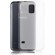 Samsung Galaxy S5 - Tpu Siliconen Case Hoesje Transparant
