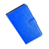 Samsung Galaxy S3 Mini - Wallet Bookstyle Case Blauw