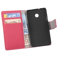 Huawei Ascend Y330 - Wallet Bookstyle Case Y Roze