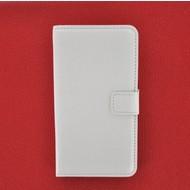Sony Xperia Z3 - hoesje - Wallet Book Case / cover Slim - Wit
