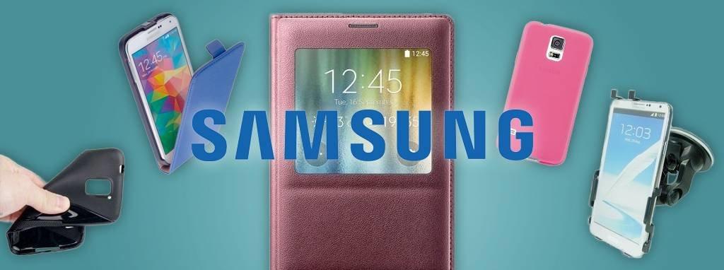 Samsung Galaxy hoesjes