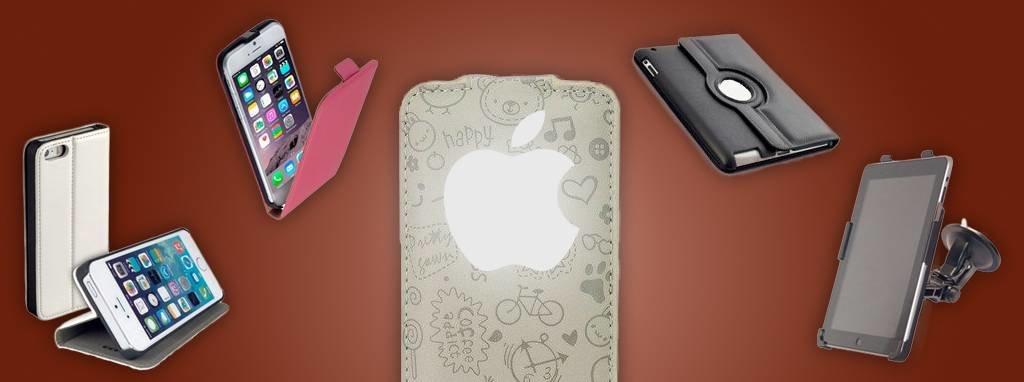 Apple hoesjes