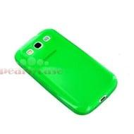 Samsung Galaxy S3 Neo - Tpu Siliconen Case Hoesje Groen