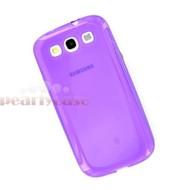 Samsung Galaxy S3 Neo - Tpu Siliconen Case Hoesje Paars