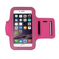 Apple Iphone 6S - Sport Armband Roze