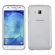 Samsung Galaxy J5 - Tpu Siliconen Case Hoesje Transparant