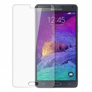 Samsung Galaxy Note 4 - Tempered Glass Screen Protector