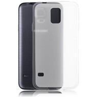 Samsung Galaxy S5 Plus - Tpu Siliconen Case Hoesje Transparant