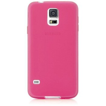 Samsung Galaxy S5 Plus - Tpu Siliconen Case Hoesje Roze