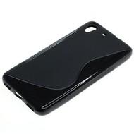 Huawei Y6 - Tpu Siliconen Case Hoesje S-Style Zwart