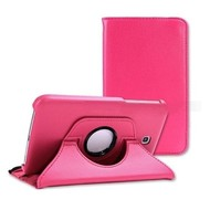 Samsung Galaxy Tab 3 Lite (7.0) - Hoes 360° Draaibare Case Roze