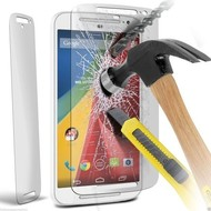 Motorola Moto G (2nd gen) 2014 - Tempered Glass Screenprotector