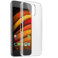 Motorola Moto G4 Plus - Tpu Siliconen Smartphone Case Hoesje Pvc Transparant