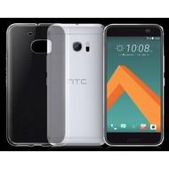 HTC 10 - Tpu Siliconen Case Hoesje Transparant