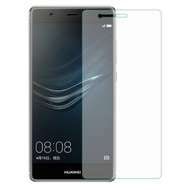 Huawei P9 Plus - Smartphone Tempered Glass / Glazen Screenprotector 2.5D 9H