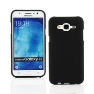Samsung Galaxy J5 - Smartphone Hoesje Tpu Siliconen Case Zwart