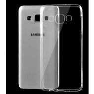 Samsung Galaxy J3 Pro - Smartphone Hoesje Tpu Siliconen Case Hoesje Transparant