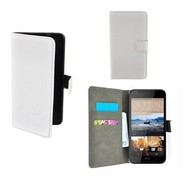 HTC Desire 830 Wallet Bookscase Hoesje Wit