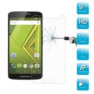Motorola Moto X Play Tempered Glass / Glazen Screenprotector 2.5D 9H