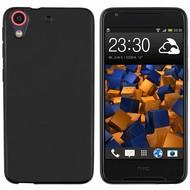 HTC Desire 530 Hoesje Tpu Siliconen Case Zwart