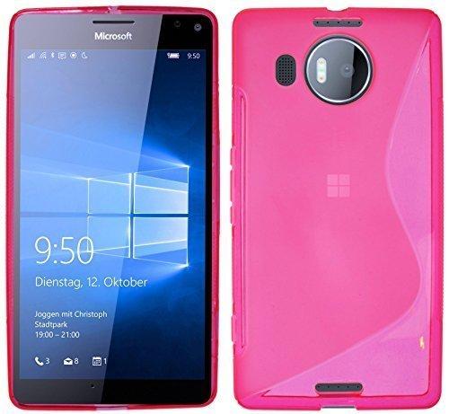 Microsoft Lumia 950 XL - Tpu Siliconen Case Hoesje S-Style ...