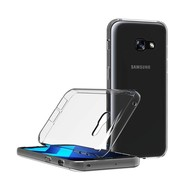 Transparant Tpu Siliconen Case Hoesje voor Samsung Galaxy A3 2017
