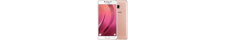 Samsung Galaxy C7 2016 Hoesjes