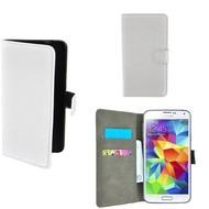 Samsung Galaxy J5 2016 Hoesje Wallet Bookstyle Case Wit