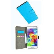 Samsung Galaxy J5 2016 Hoesje Wallet Bookstyle Case Turquoise