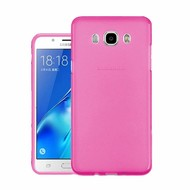 Samsung Galaxy J5 2016 TPU Hoesje Siliconen Case Roze