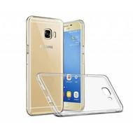 Transparant Tpu Siliconen Case Hoesje Samsung Galaxy C5 Pro