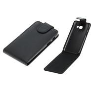 Zwart Oni Flipcase Cover Hoesje Samsung Galaxy C5 Pro