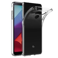 Transparant TPU Siliconen Hoesje voor LG G6