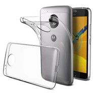 Transparant TPU Hoesje voor Motorola Moto G5
