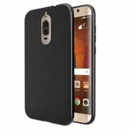 Zwart TPU Siliconen Hoesje voor Huawei Mate 9 Pro