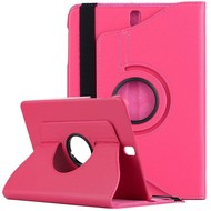 Samsung Galaxy Tab S3 9.7(t820/t825) Roze Beschermhoes Cover 360° Draaibare Case