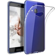 Transparant TPU Siliconen Case Hoesje voor HTC U Play