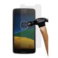 Tempered Glass / Glazen Screenprotector voor Motorola Moto G5