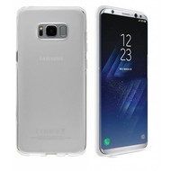 Mat Transparant TPU Siliconen Hoesje voor Samsung Galaxy S8 Plus