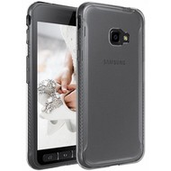 Transparant TPU Siliconen Case Hoesje voor Samsung Galaxy Xcover 4